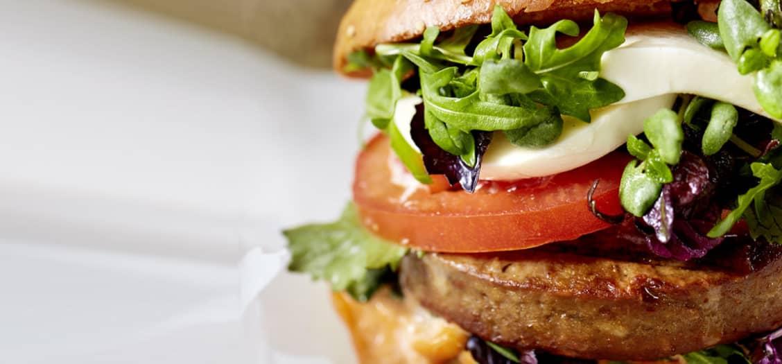 Hamburguesa sin carne: recetas saludables y fáciles