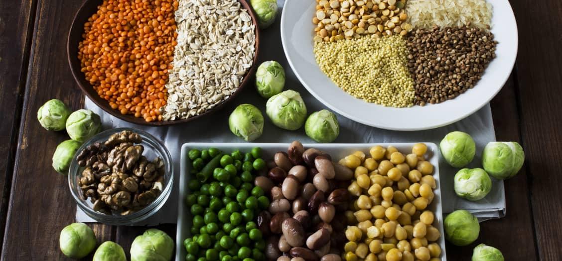 Proteína vegetal: ¿conoces sus propiedades y sus fuentes?