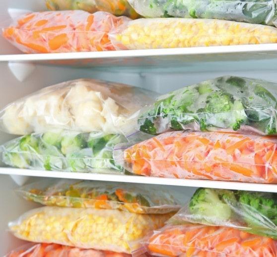 Cómo almacenar la comida correctamente