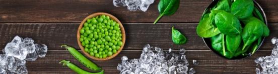 beneficios de las verduras congeladas